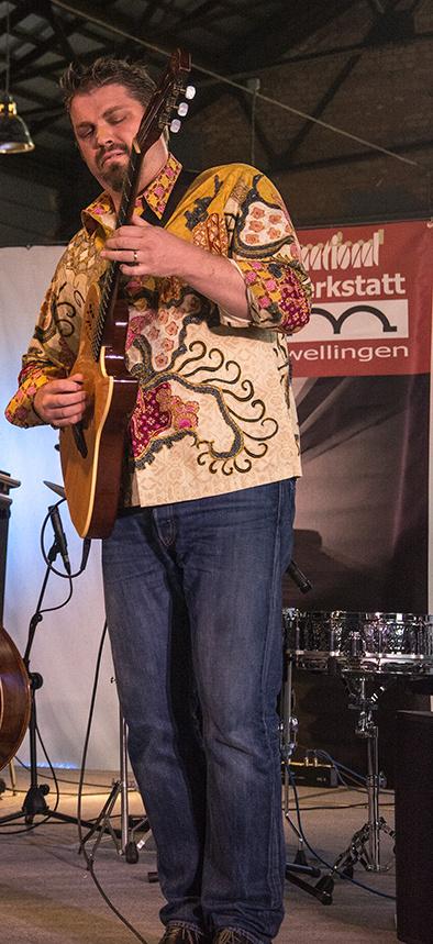 Nicolas Meier 2017 in Aktion