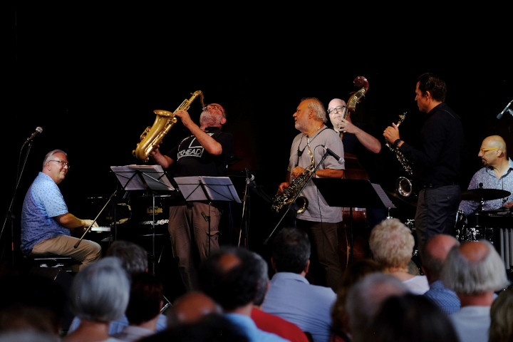 International Jazzwerkstatt 2018 (photo by Detlef Monter)